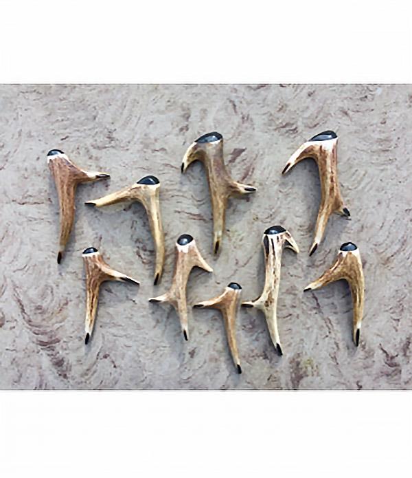 Roe Deer Antler Kilt Pin